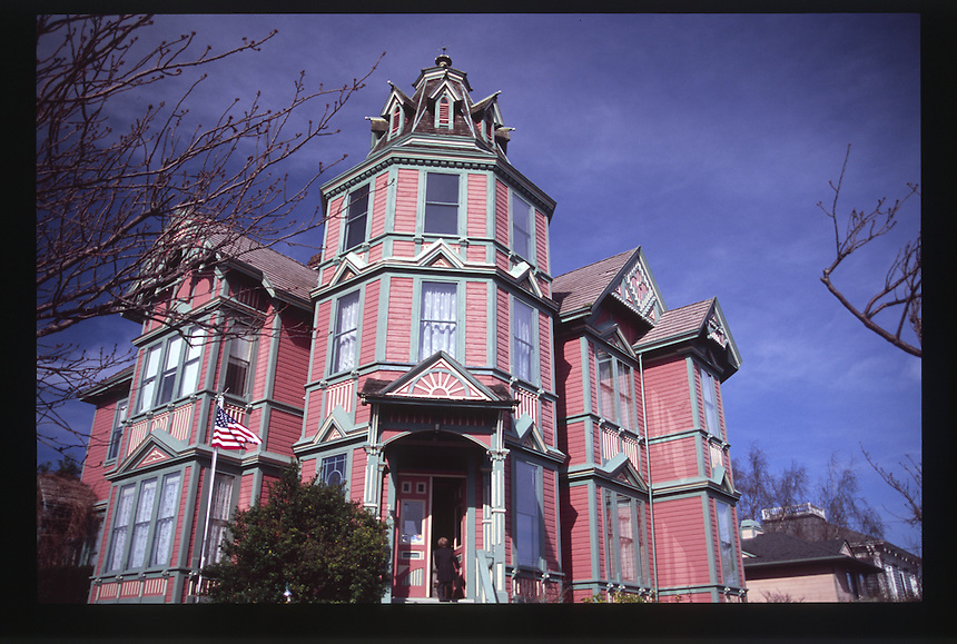 Ann Starrett Mansion, Port Townsend, Washington, US