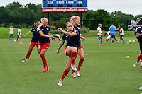 Boyds, MD - Sunday July 31, 2016: Alli Murphy during a regular season National Women's Soccer League (NWSL) match between the Washington Spirit and Sky Blue FC at Maureen Hendricks Field, Maryland SoccerPlex. The Washington Spirit defeated Sky Blue FC 3-1.