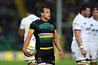 Nic Groom of Northampton Saints. Aviva Premiership match, between Northampton Saints and Bath Rugby on September 15, 2017 at Franklin's Gardens in Northampton, England. Photo by: Patrick Khachfe / Onside Images