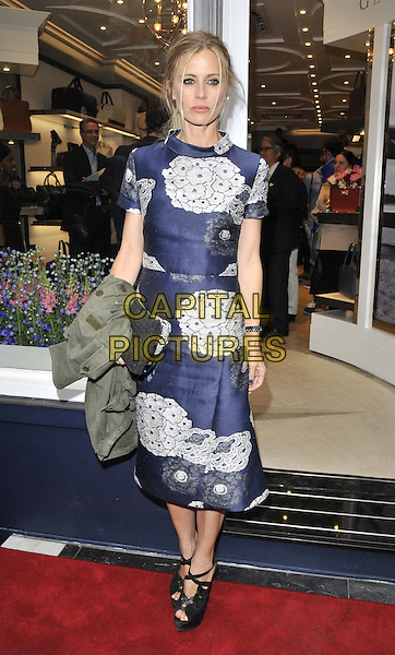 LONDON, ENGLAND - MAY 20: Laura Bailey attends the Globe-Trotter store launch party, Globe-Trotter, Albemarle St., on Tuesday May 20, 2014 in London, England, UK.<br /> CAP/CAN<br /> &copy;Can Nguyen/Capital Pictures