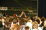 On Stage - Y&R, B/B, GL, ATWT actors at Soapstar Spectacular presented by KDKA-TV stars Y&R, BB, GL and ATWT on June 13, 2010 at the Petersen Events Center, University of Pittsburgh, PA and benefited the Susan G. Komen for the Cure Pittsburgh Affiliate. (Photo by Sue Coflin/Max Photos)