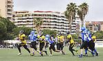 Final LVFA Femenino.<br /> Valencia Firebats vs Alicante Sharks.<br /> 26 de mayo de 2018.<br /> Valencia - España.