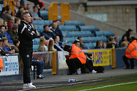 Millwall manager Neil Harris  during Millwall vs Stevenage, Caraboa Cup Football at The Den on 8th August 2017