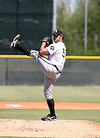 Brian Omogrosso / Chicago White Sox 2008 Instructional League..Photo by:  Bill Mitchell/Four Seam Images