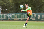 13.09.2017, Trainingsgelaende, Bremen, GER, 1.FBL, Training SV Werder Bremen<br /> <br /> im Bild<br /> Philipp Bargfrede (Werder Bremen #44), <br /> <br /> Foto &copy; nordphoto / Ewert