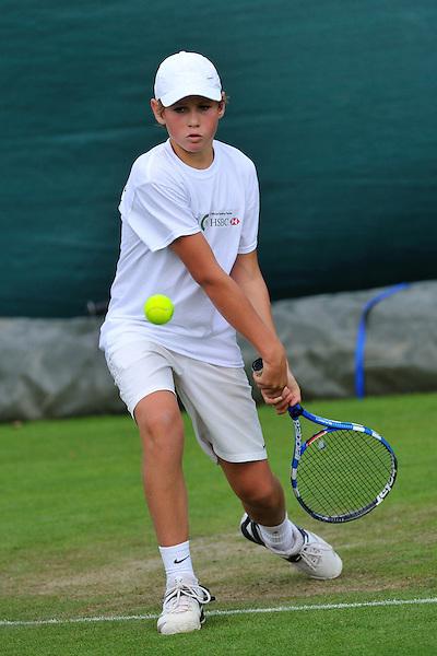 HSBC Road to Wimbledon 2013. Archie Dudman