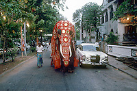 Kandy, Sri Lanka, 1996