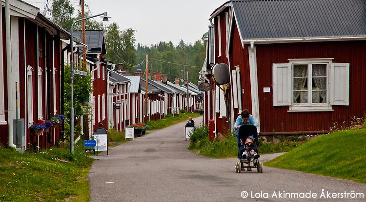 Gammelstad Church Village, Sweden