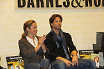 "Days of Our Lives' Crystal Chappell and Shawn Christian celebrate the new book ""Days of our Lives 45 Years"" with a discussion, Q&A and signing on December 7, 2010 at Barnes and Noble Lincoln Triangle, New York City, New York."