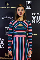 Clara Alvarado attends to 'Como la Vida Misma' film premiere during the 'Madrid Premiere Week' at Callao City Lights cinema in Madrid, Spain. November 12, 2018. (ALTERPHOTOS/A. Perez Meca) /NortePhoto.com