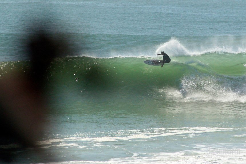 Nice wave at J-Bay.