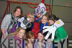 Pictured at the opening of the Nightmare realm at Toby World during its launch on Tuesday Night were front from left Aoife Griffin, Geanann O'Connell and Georgina O'Rielly..Back Christina O'Sullivan, Liz Stack, Katie Walsh and Rachel O'Neill.