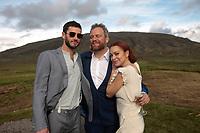 JUN 17 Oliver Luckett marries Scott Guinn in Iceland