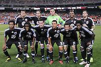 DC United Staring Eleven.  Chivas USA defeated DC United 2-0  at RFK Stadium, Saturday October 3, 2009.