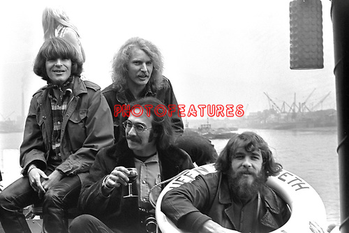 Creedence Clearwater Revival CCR 1970 John Fogerty  Tom Fogerty Stu Cook Doug Clifford