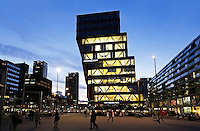Rotterdam- Kantoorvan Loyens en Loeff.