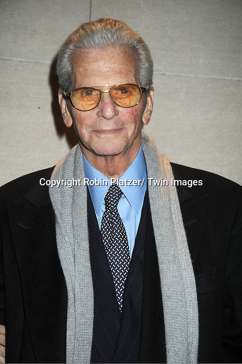 Paul Rauch  attends the One Life to Live Wrap Party on November 18, 2011 at Capitale in New York City.