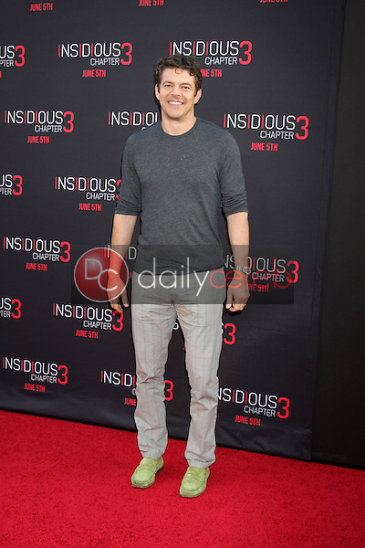 Jason Blum at the &quot;Insidious Chapter 3&quot; Premiere, TCL Chinese Theater, Hollywood, CA 06-04-15<br /> David Edwards/DailyCeleb.com 818-249-4998