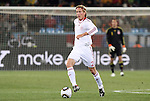 19 JUN 2010: Christian Poulsen (DEN). The Cameroon National Team lost 1-2 to the Denmark National Team at Loftus Versfeld Stadium in Tshwane/Pretoria, South Africa in a 2010 FIFA World Cup Group E match.