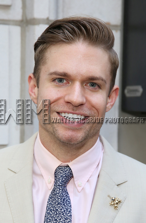 Hunter Ryan Herdlicka attends the Broadway Opening Night performance of 'The Prince of Broadway' at the Samuel J. Friedman Theatre on August 24, 2017 in New York City.