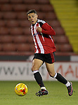 Sheffield United's Tyler Smith during the FA Youth Cup First Round match at Bramall Lane Stadium, Sheffield. Picture date: November 1st 2016. Pic Richard Sellers/Sportimage