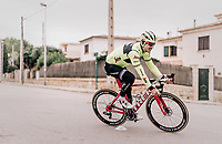 John DEGENKOLB (DEU/Trek-Segafredo)<br /> <br /> Team Trek-Segafredo training camp<br /> Mallorca jan2019<br /> <br /> &copy;kramon