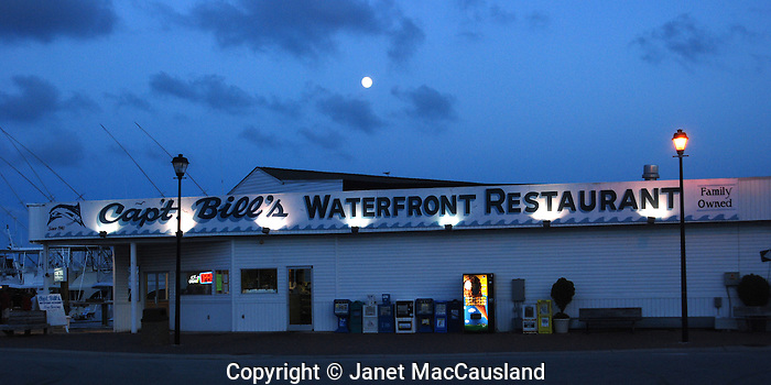 Captain Bill's Seafood