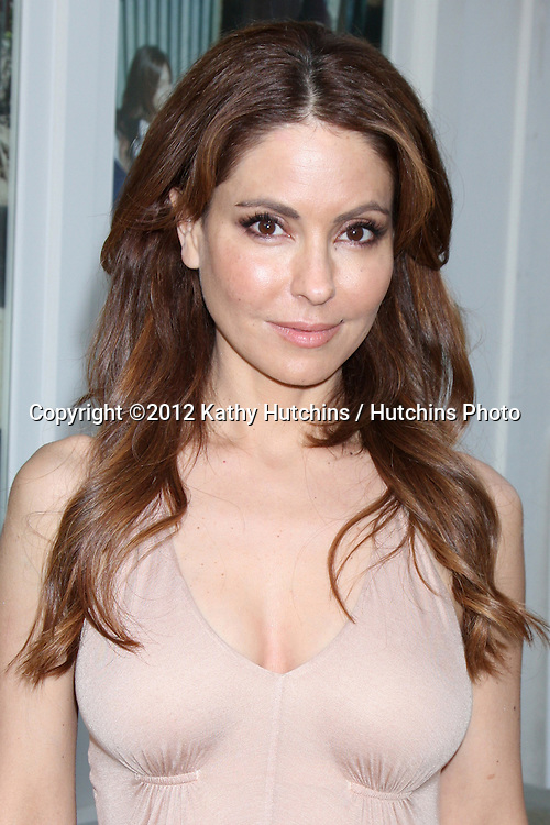 """LOS ANGELES - APR 28:  Lisa LoCicero at the Launch of """"Baby Gagoo"""" Clothing Line by Vanessa Marcil-Giovinazzo at private home on April 28, 2012 in Malibu, CA"""