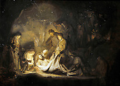 Rembrandt and the Passion - Hunterian Gallery
