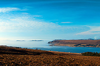 The Summer Isles from above Little Loch Broom, Ross & Cromarty, Northwest Highlands