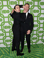 06 January 2019 - Beverly Hills , California - Kieran Culkin, Jeremy Strong. 2019 HBO Golden Globe Awards After Party held at Circa 55 Restaurant in the Beverly Hilton Hotel. <br /> CAP/ADM/BT<br /> ©BT/ADM/Capital Pictures