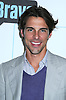 "Madison Hildebrand of ""Million Dollar Listing""  at the Bravo Upfront Party on March 10, 2010 at Skylight Studios in New York City."