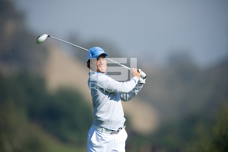 San Martin, Ca - Wednesday, November 7, 2012: The Gifford Collegiate Championship at CordeValle.