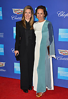 Laurie Metcalf & Zoe Perry at the 2018 Palm Springs Film Festival Awards at Palm Springs Convention Center, USA 02 Jan. 2018<br /> Picture: Paul Smith/Featureflash/SilverHub 0208 004 5359 sales@silverhubmedia.com