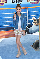 "Scarlet Spencer at the world premiere for ""Hotel Transylvania 3: Summer Vacation"" at the Regency Village Theatre, Los Angeles, USA 30 June 2018<br /> Picture: Paul Smith/Featureflash/SilverHub 0208 004 5359 sales@silverhubmedia.com"