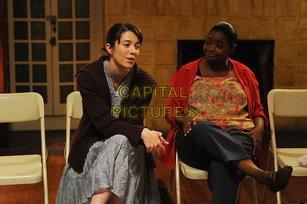 Mary Elizabeth Winstead & Octavia Spencer.in Smashed (2012) .*Filmstill - Editorial Use Only*.CAP/FB.Supplied by Capital Pictures.