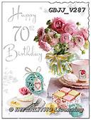 Jonny, FLOWERS, BLUMEN, FLORES, paintings+++++,GBJJV287,#f#, EVERYDAY