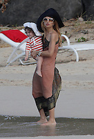 Rachel Zoe spends Christmas with her family in Saint Barths