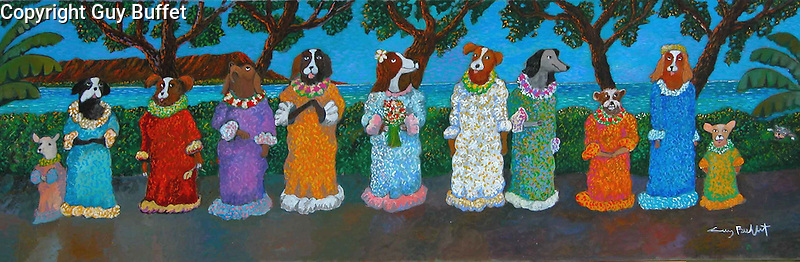 &quot;Miss Waikiki Beach 2010&quot;<br />
