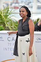 Wanuri Kahiu at the photocall for &quot;Rafiki&quot; at the 71st Festival de Cannes, Cannes, France 09 May 2018<br /> Picture: Paul Smith/Featureflash/SilverHub 0208 004 5359 sales@silverhubmedia.com