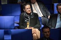 Sitzung des Deutschen Bundestag am Mittwoch den 18. April 2018.<br /> Im Bild: Die AfD-Abgeordnete Nicole Hoechst.<br /> 18.1.2018, Berlin<br /> Copyright: Christian-Ditsch.de<br /> [Inhaltsveraendernde Manipulation des Fotos nur nach ausdruecklicher Genehmigung des Fotografen. Vereinbarungen ueber Abtretung von Persoenlichkeitsrechten/Model Release der abgebildeten Person/Personen liegen nicht vor. NO MODEL RELEASE! Nur fuer Redaktionelle Zwecke. Don't publish without copyright Christian-Ditsch.de, Veroeffentlichung nur mit Fotografennennung, sowie gegen Honorar, MwSt. und Beleg. Konto: I N G - D i B a, IBAN DE58500105175400192269, BIC INGDDEFFXXX, Kontakt: post@christian-ditsch.de<br /> Bei der Bearbeitung der Dateiinformationen darf die Urheberkennzeichnung in den EXIF- und  IPTC-Daten nicht entfernt werden, diese sind in digitalen Medien nach &sect;95c UrhG rechtlich geschuetzt. Der Urhebervermerk wird gemaess &sect;13 UrhG verlangt.]