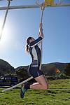 NELSON, NEW ZEALAND April 7: 2018 Wairua Warrior, Happy Valley, Nelson, New Zealand, April 7, 2018 (Photos by: Barry Whitnall/Shuttersport Ltd)