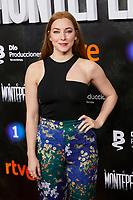 Natalia Rodriguez attends to La Caza. Monteperdido premiere at Capitol cinema in Madrid, Spain. March 12, 2019. (ALTERPHOTOS/A. Perez Meca)