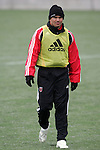 6 April 2007: Jaime Moreno. DC United and the Colorado Rapids trained on the practice fields at Dick's Sporting Goods Park in Denver, Colorado, in preparation for the season opener to be played Saturday, April 7.