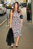 Lisa Snowdon at the Future Dreams's &quot;United for Her&quot; fundraising charity lunch, Savoy Hotel, The Strand, London, England, UK, on Monday 09 October 2017.<br /> CAP/CAN<br /> &copy;CAN/Capital Pictures
