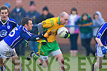 Kerins O'Rahilly's John O'Connor and Gneevguilla's Michael Murphy.