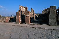 Italy ,Campania ,Pompei