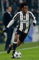 Juan Cuadrado Juventus <br /> Torino 07-12-2016 Juventus Stadium Football Calcio Champions League 2016/2017 Juventus - Dinamo Zagreb . Foto Filippo Alfero Insidefoto
