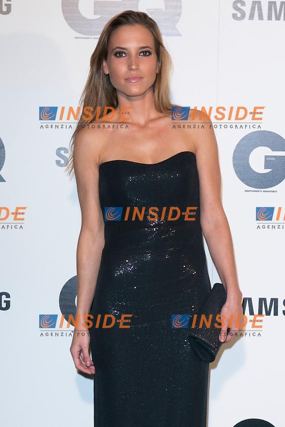 "Ana Fernandez attends the ""GQ AWARDS"" at Palace Hotel in Madrid, Spain. November 3, 2014. (ALTERPHOTOS/Carlos Dafonte/Insidefoto)"