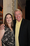 """One Life To Live Jerry verDorn (GL) and Kathleen Kellaigh """"Lanie Marler"""" at the Daytime Stars and Strikes Charity Event to benefit the American Cancer Society at the Bowlmore Lanes, New York City, New York featuring actors from One Life To Live and Guiding Light hosted by Jerry verDorn and Liz Keifer. (Photo by Sue Coflin/Max Photos)"""